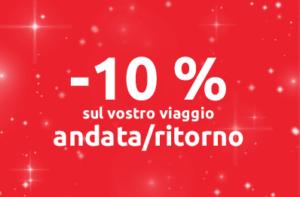Promozioni Magical Shuttle - 10% viaggio de andata/ritorno