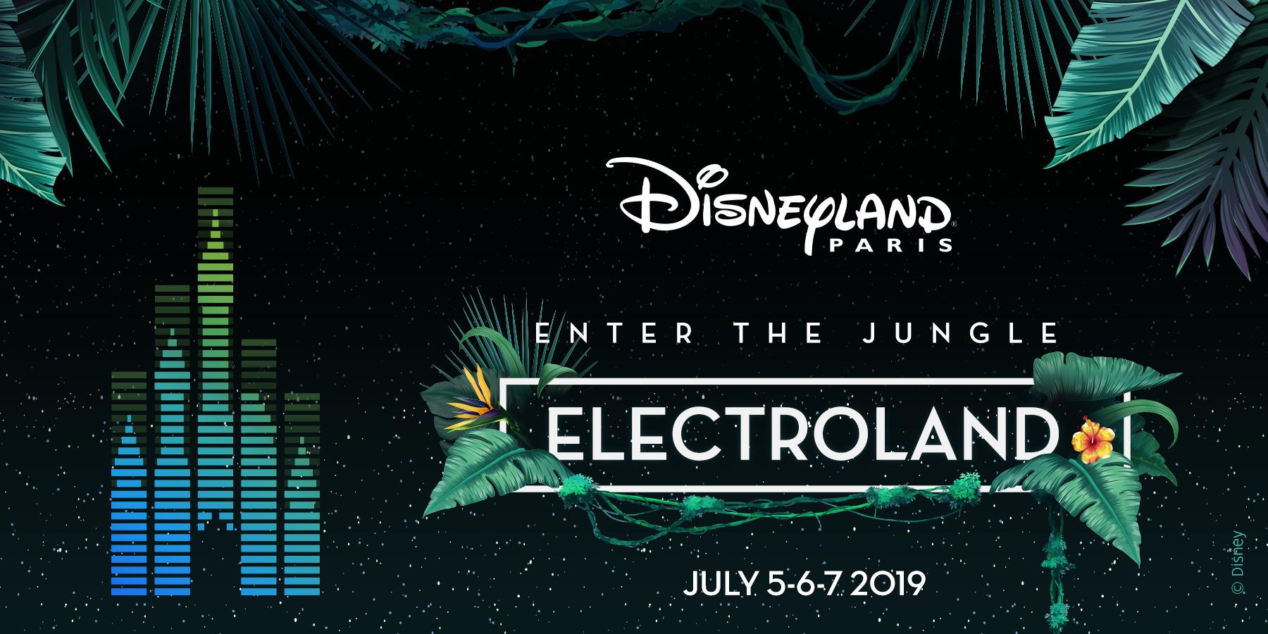 Disney Electroland 2019