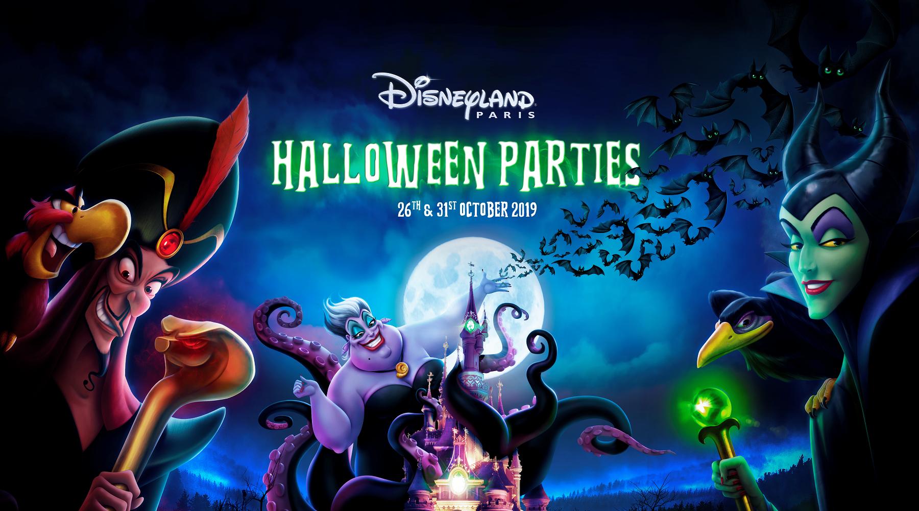 Halloween parties 2019